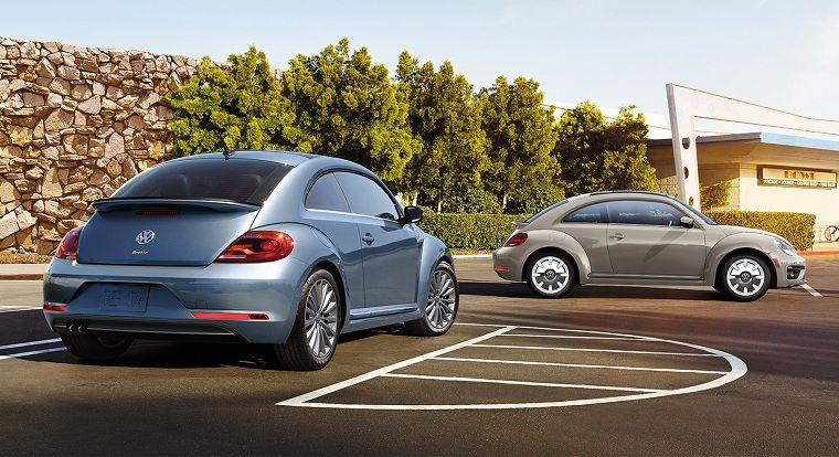 Volkswagen escarabajo – el fabricante alemán termina su fabricación