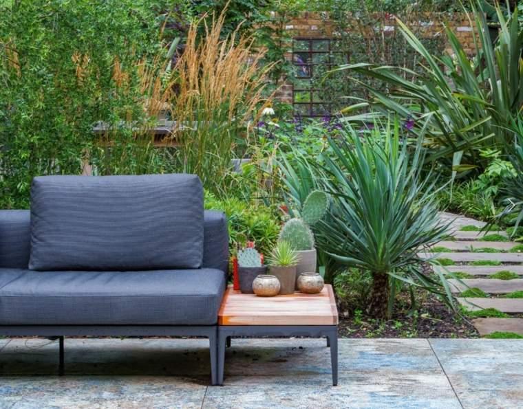 Jardines modernos – las últimas tendencias en diseño de paisajes para 2019