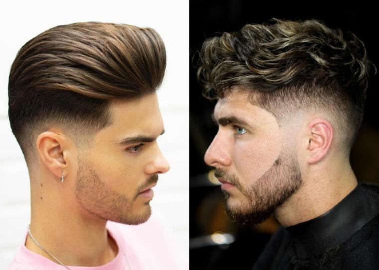 Cortes de cabello hombre 2019 moda