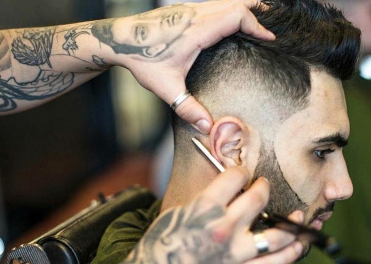 Cortes de pelo hombre 2019