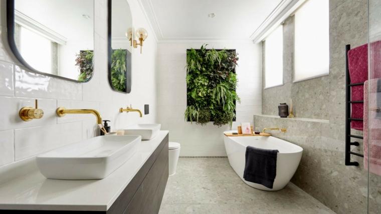 Diseños de cuartos de baño