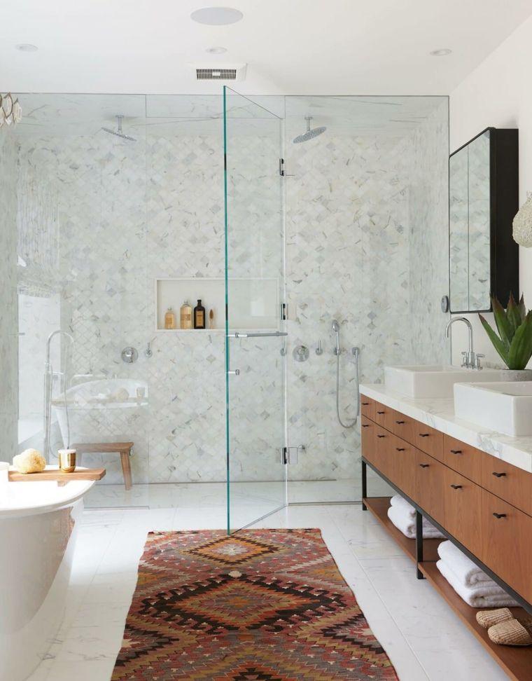 Diseños de cuartos de baño modernos
