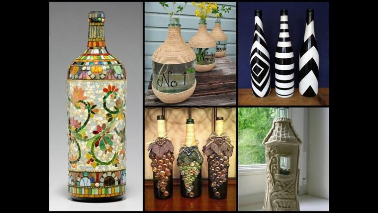artesanias botellas