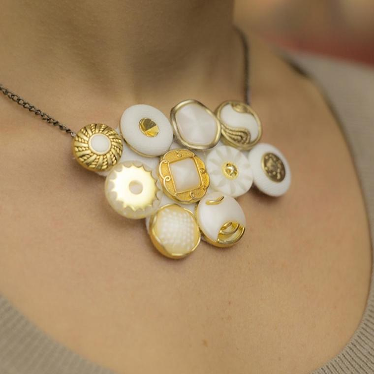 artesanías collar