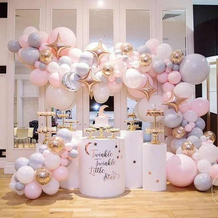 Ideas De Decoracion Baby Shower Nina.Decoracion Baby Shower Nina 2019 Baby Viewer