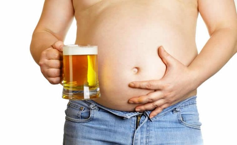 Deshágase de la barriga cervecera: consejos prácticos