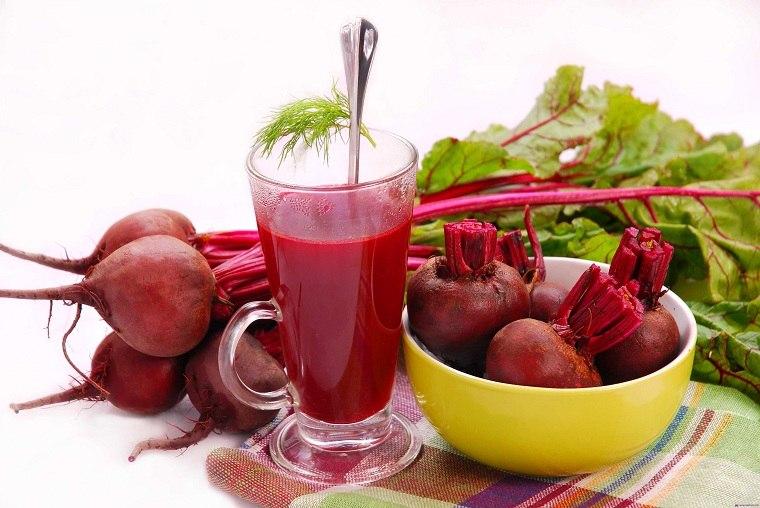 propiedades de la remolacha-jugo-salud