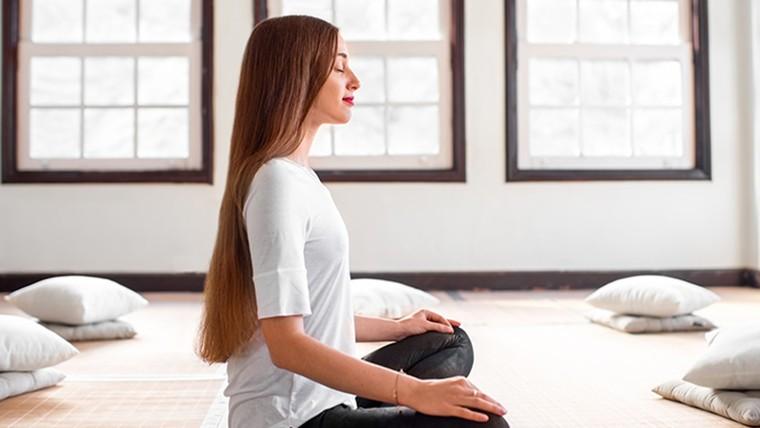 buen descanso meditacion