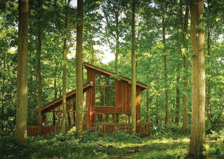 casas de campo y cabañas de madera