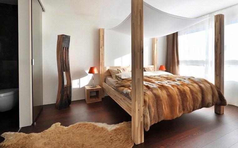 cama-madera-diseno-llamativo