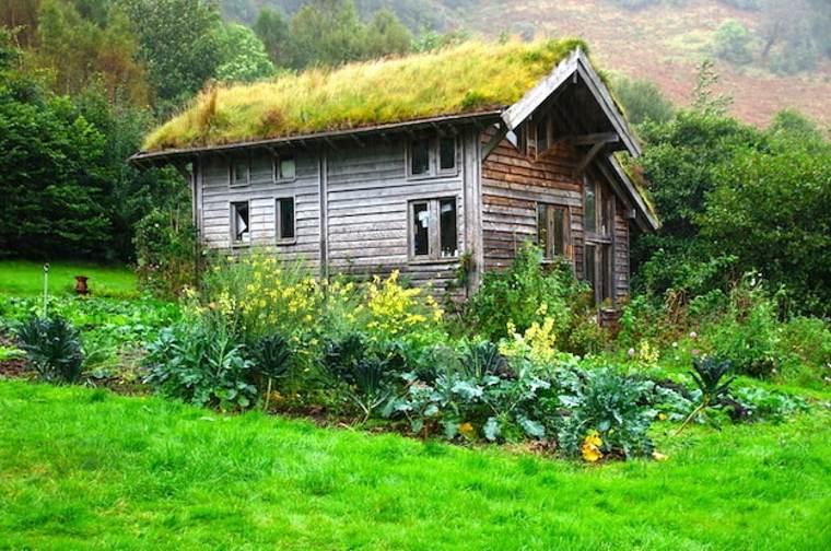 Tipos de casas de campo