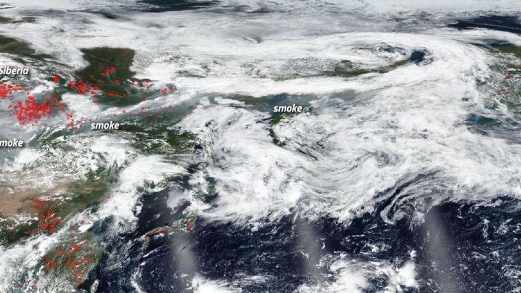 causas de los incendios forestales espacial