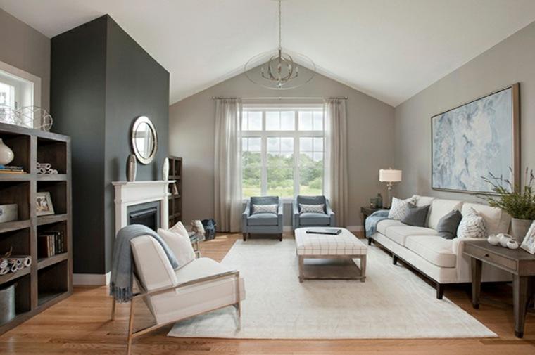 Combinacion de colores para salas de estar