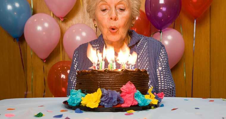 decoracion de cumpleaños velas
