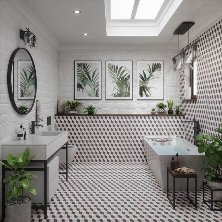 Patrones de azulejos y formas