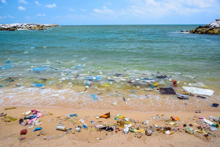 el plastico contaminacion