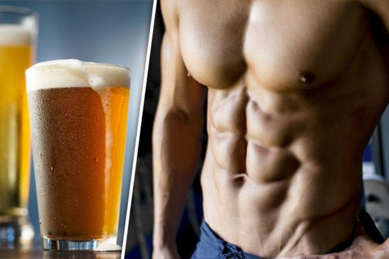 Reduce el consumo de alcohol y deshazte del vientre de cerveza