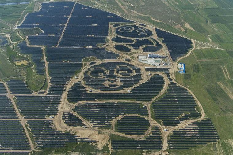 Energía solar -china-panelеs