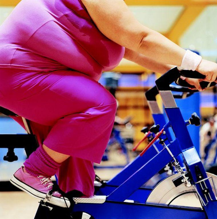 Rueda o bicicleta ergómetro