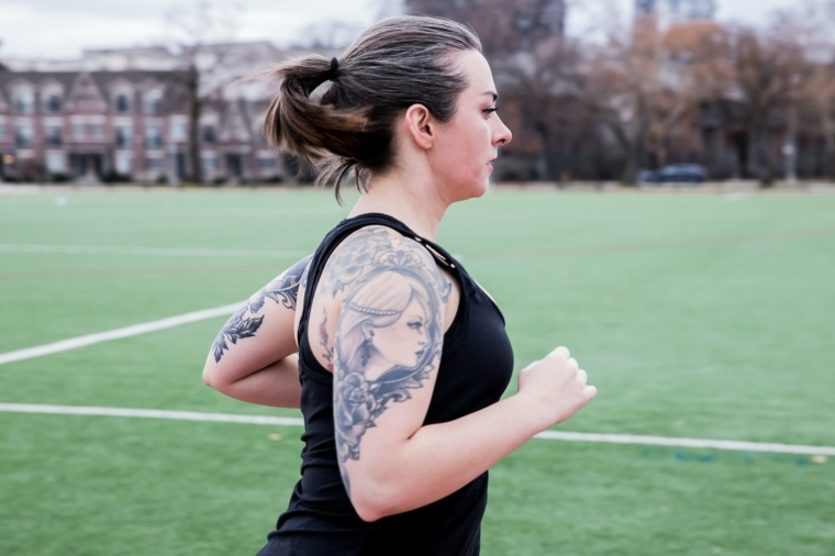 entrenamiento ejercicio