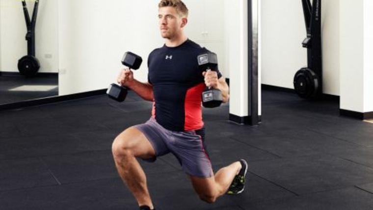 ejercicio Estocada