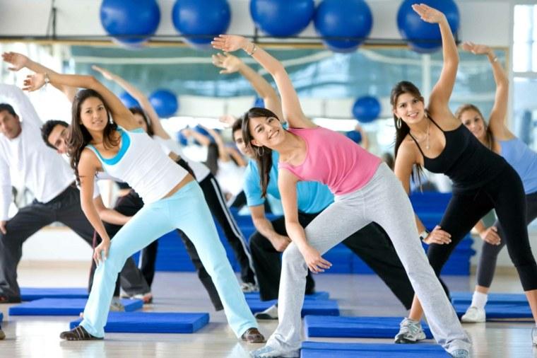 clases de aerobic