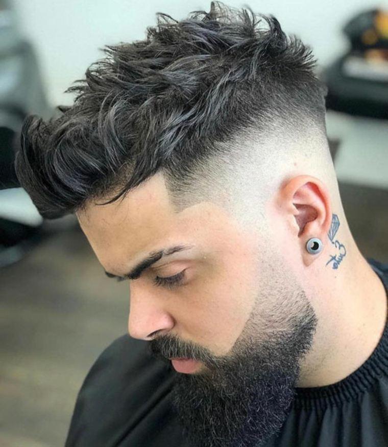 Cortes De Cabello Hombre 2019 Descubre Los Peinados Para