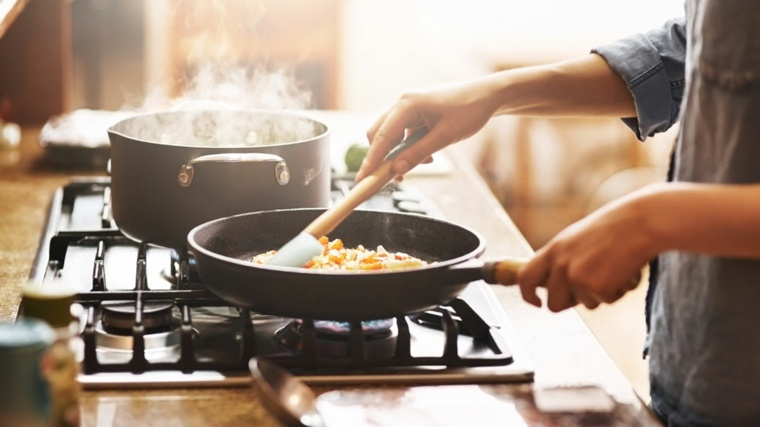 estilo-sarten-cocina-material