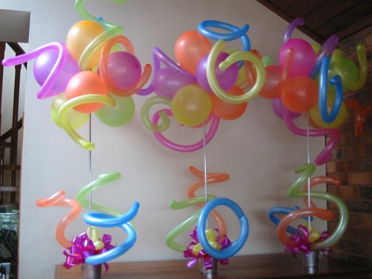 globos colorido