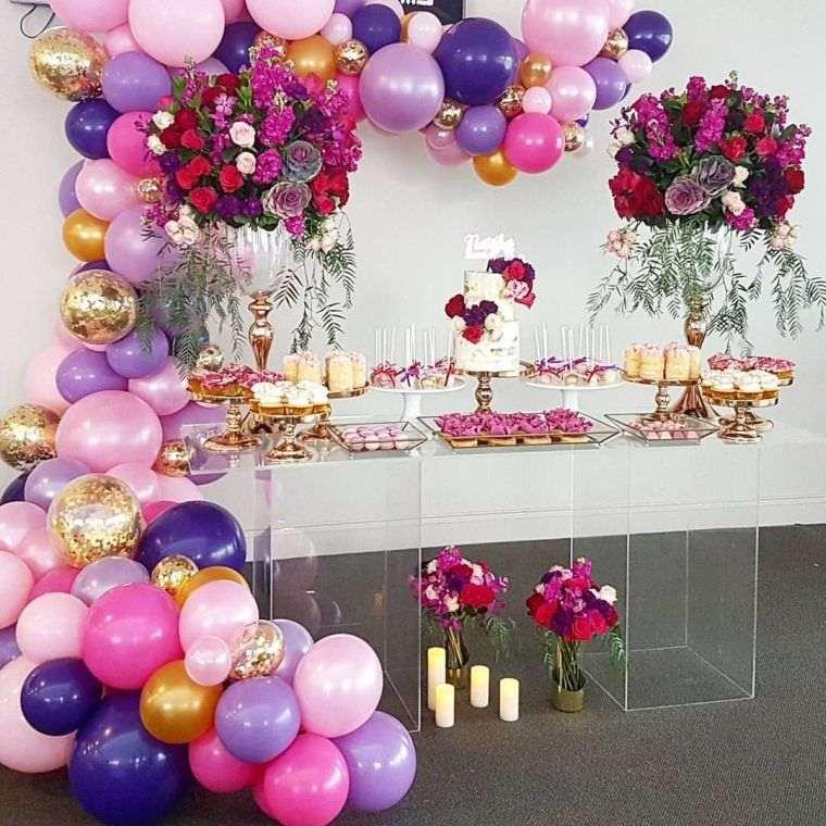 globos elegante