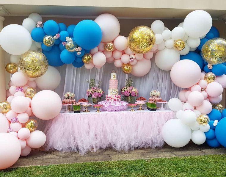 globos hermosa