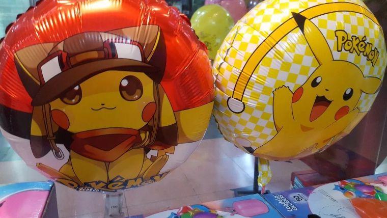 globos mylar