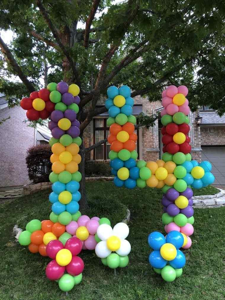 globos numeros