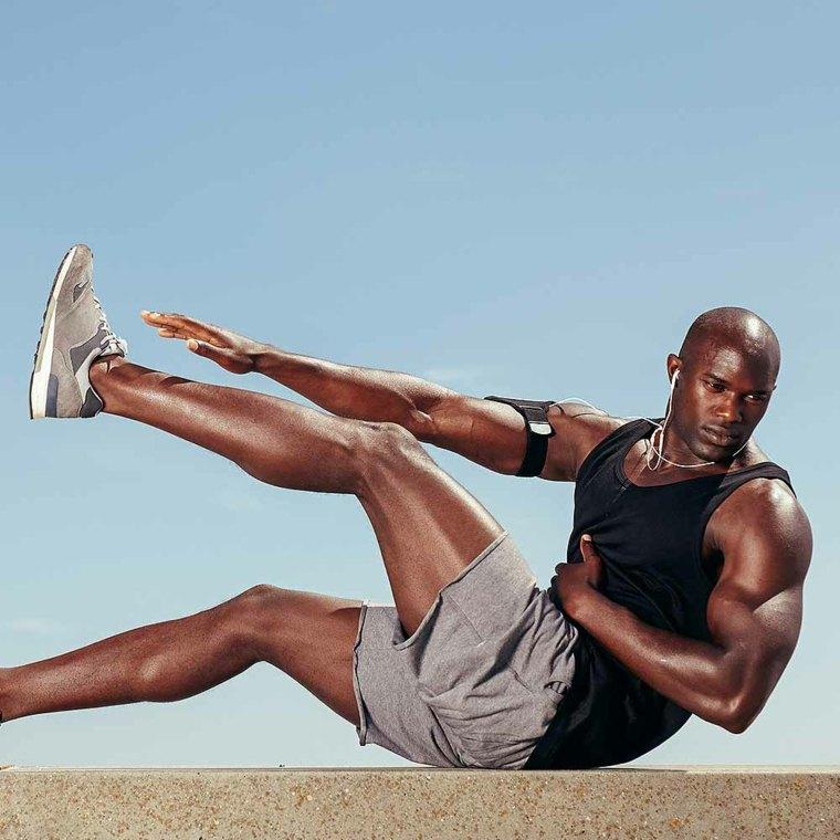Fortalecer los músculos abdominales