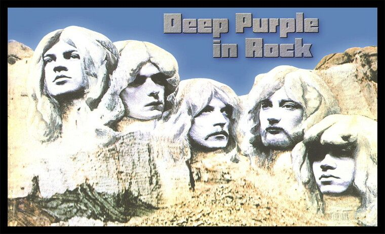 hard rock deep purple