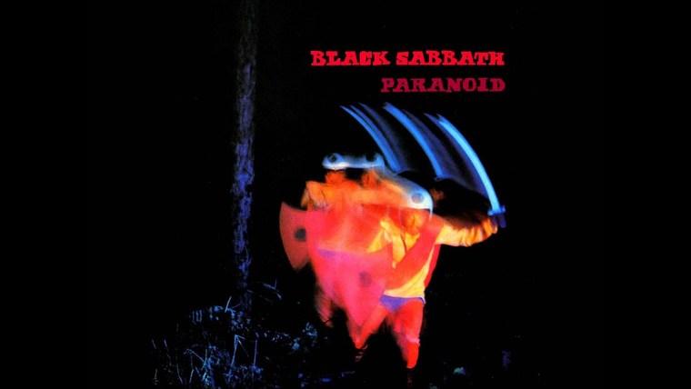 hard rock paranoid