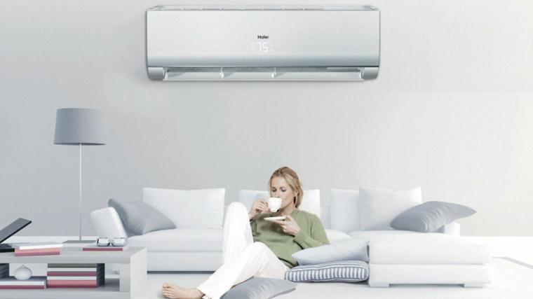 aire climatizado