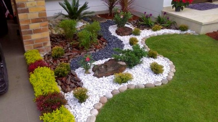 jardines pequeños bello