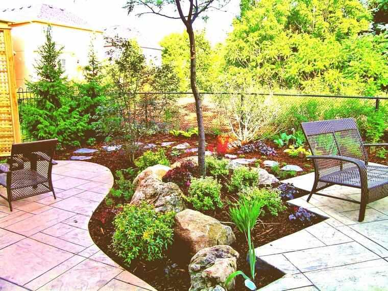 jardines pequeños ideas
