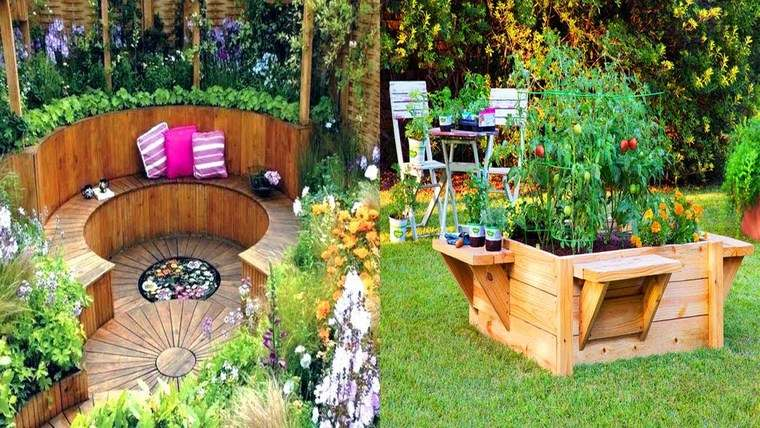 jardines pequeños imaginacion