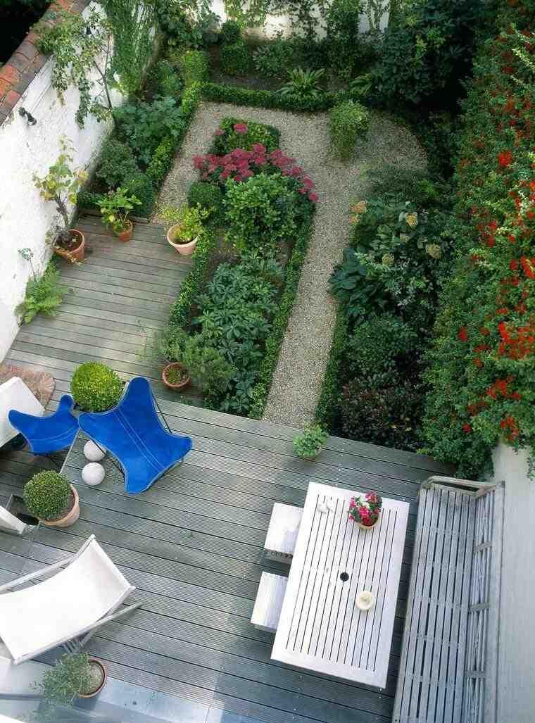jardines pequeños ingenio