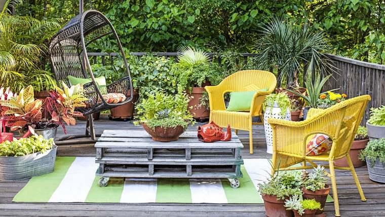 jardines pequeños inicio