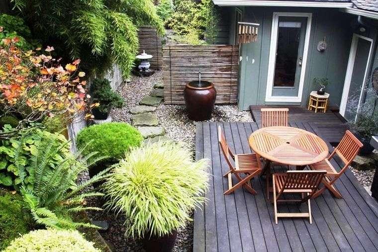 jardines pequeños libre