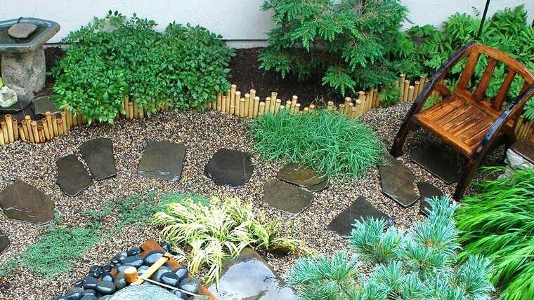 jardines pequeños natural