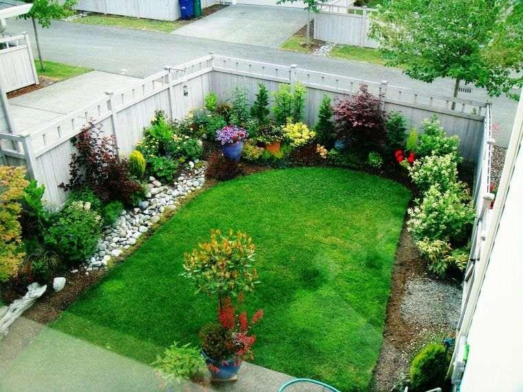 jardines pequeños paz