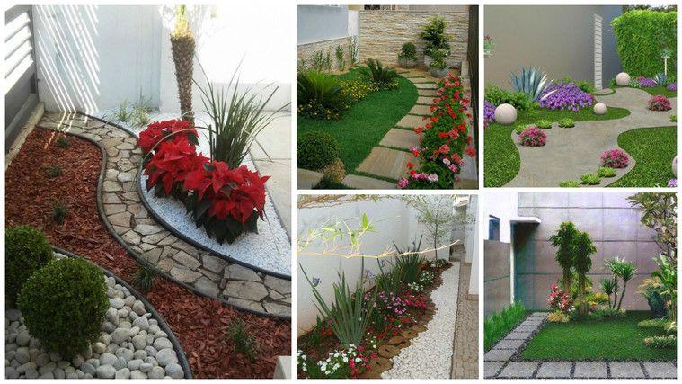 jardines pequeños present