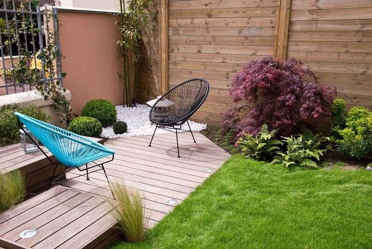 jardines pequeños relax