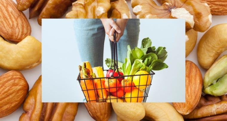 comprar alimentos sanos