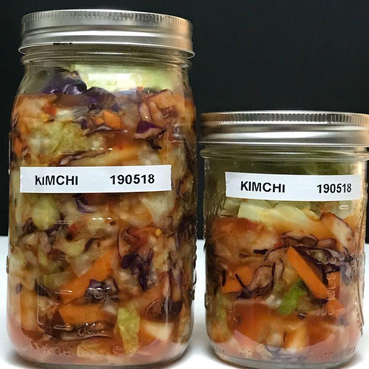 kimchi receta almacen