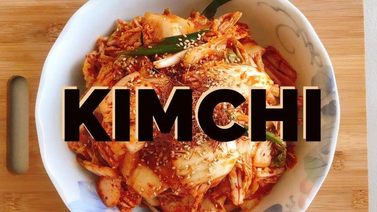 kimchi receta delicioso